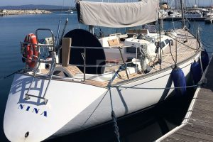 1980 Baltic Yachts 37 'NINA' for sale (1)