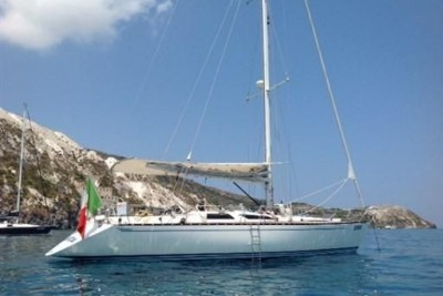 1987 Baltic Yachts 48 DP - NOW SOLD