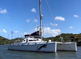 1990 Outremer 50 STD 'BAGHEERA' for sale 001