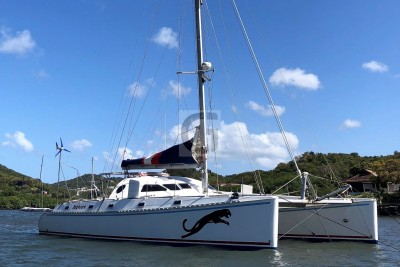 Location Change - 1990 Outremer 50 STD