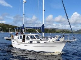 1998 Nautciat 331 'AILONA' for sale 001