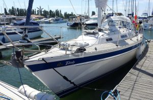 2000 Hallbert Rassy 31 Scandinavia 'TEHIDY' for sale 001