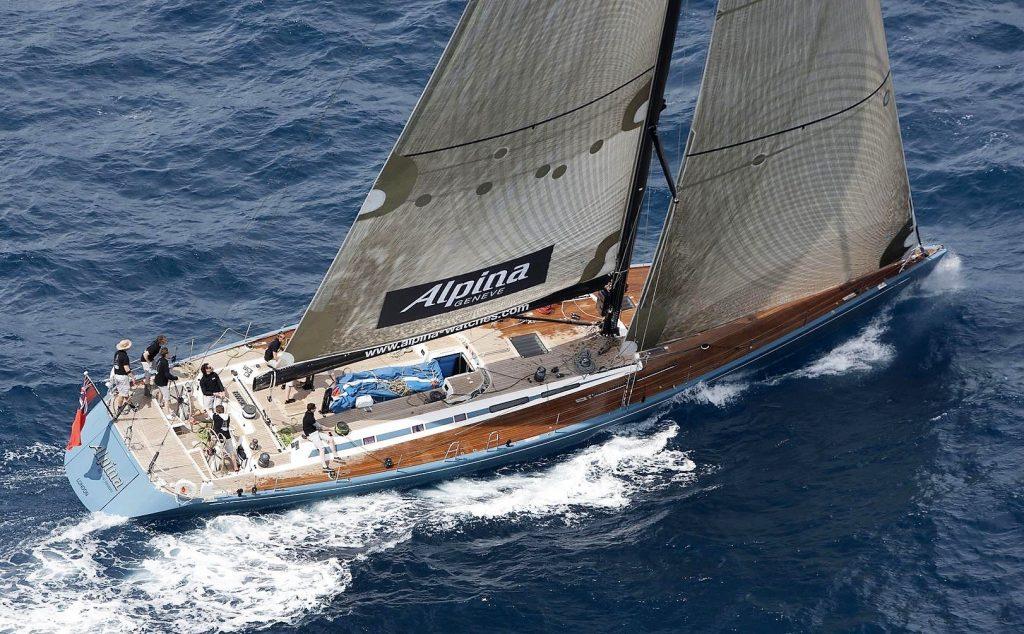 2001 Swan 80 'ALPINA' for sale 001