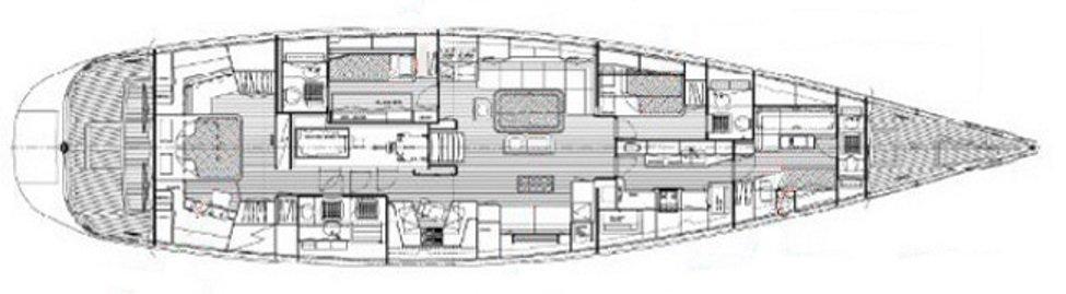 2001 Swan 80 'ALPINA' for sale 004