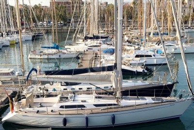 New Listing - 2001-launched Baltic Yachts 47