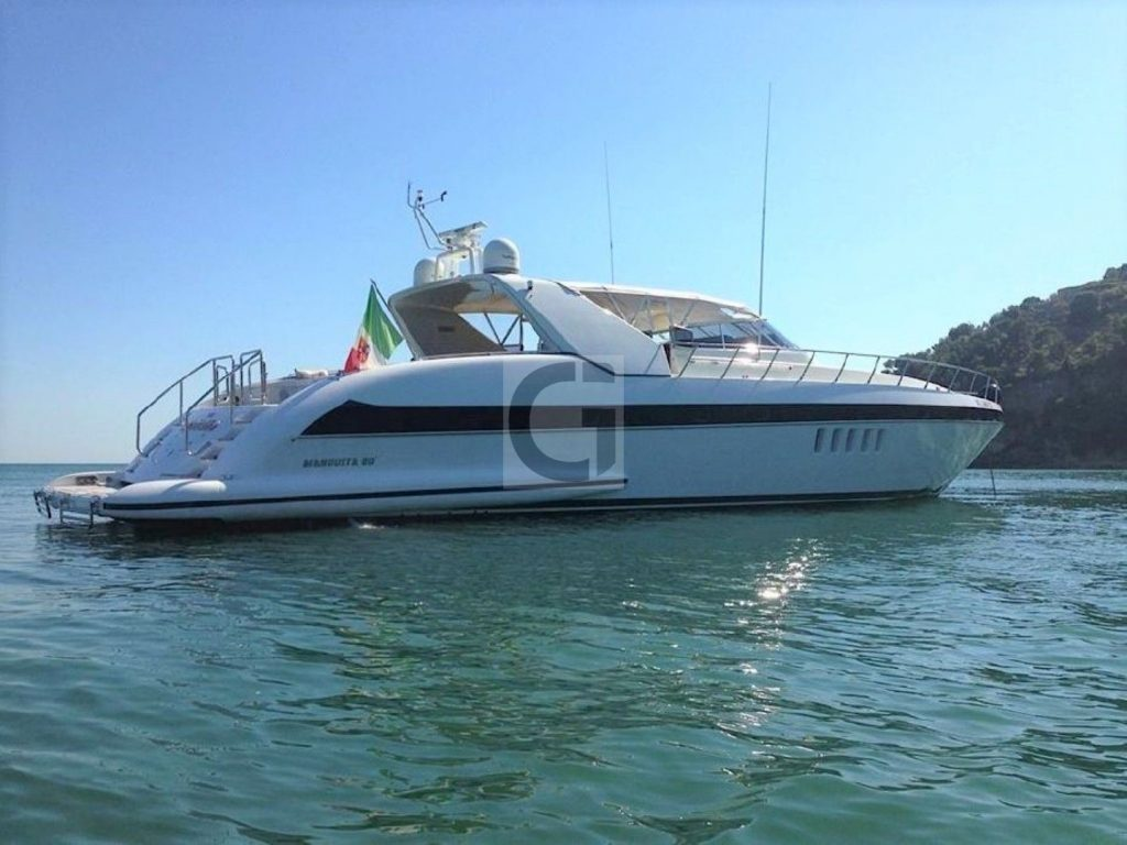 2003 Mangusta 80 'THE MEPHISTA' for sale 001