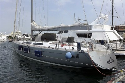 New Photos - 2005 Baltic Yachts 66