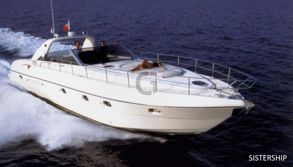 2005 Gianetti 52 Sport for sale 001