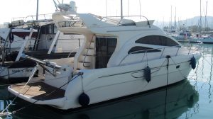2006 Intermare 42 Flybridge 'PEPE NERO' for sale 001