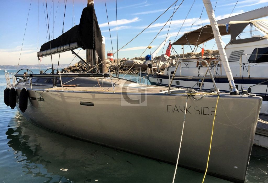 2007 Dehler 44 SQ 'DARK SIDE' for sale 002