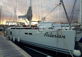 2012 Hanse 545 'ASTERON' for sale 001