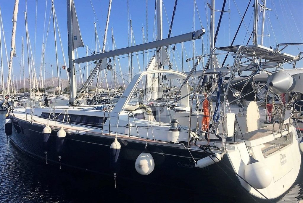 2014 Beneteau Oceanis 48 'RUMI' for sale 001