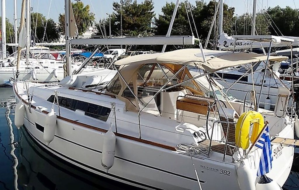 2015 Dufour 382 Grand Large 'SUN 382' for sale 001