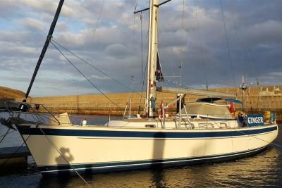 2006 Hallberg Rassy 48