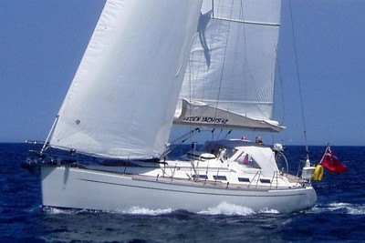 2003 Sweden Yachts 42