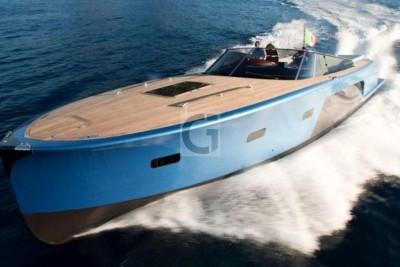 2010 Maxi Dolphin MD51 Power