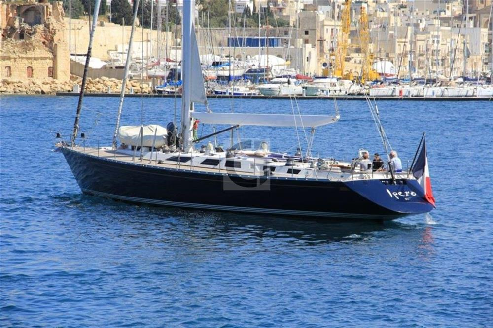 1987 Baltic Yachts 83 'IPERO' for sale