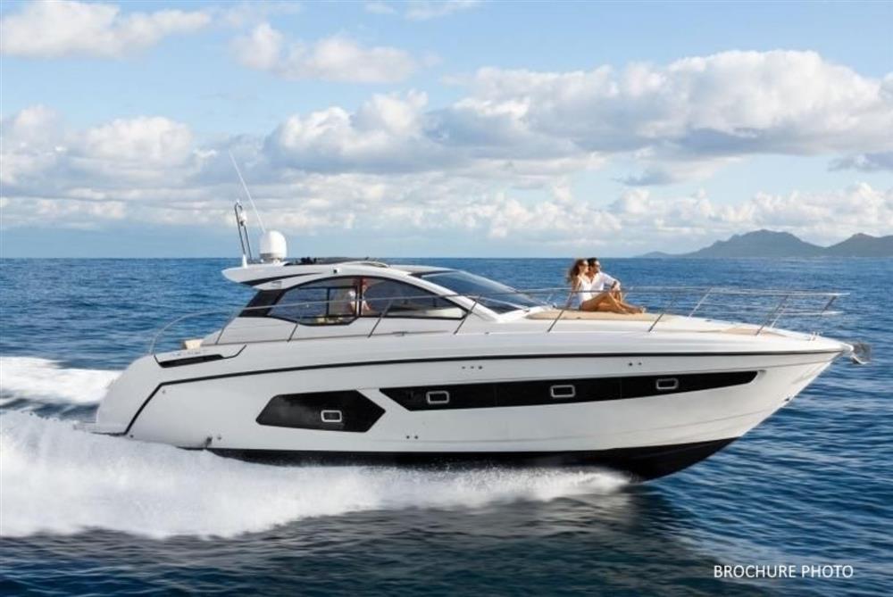 2016 Azimut Atlantis 43 'FOLLIA'  for sale