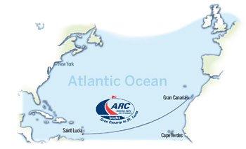 ARC 2017- Crossing the Atlantic