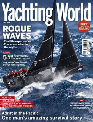 Yachting World More 55 Editorial - April 2017