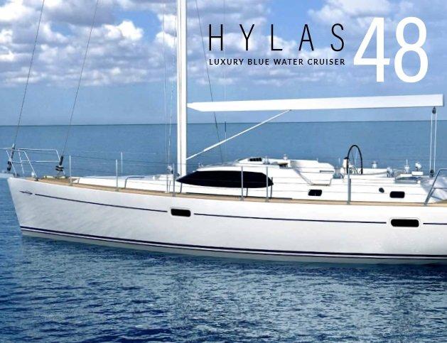 Hylas 48 Launch Brochure