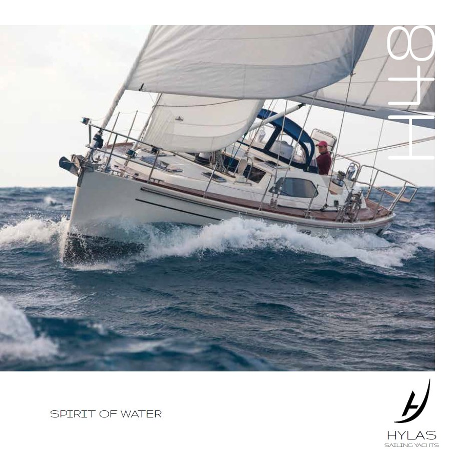 Hylas Yachts 48 Brochure