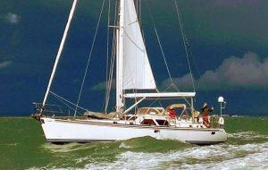 Hylas 54 for sale with Grabau International