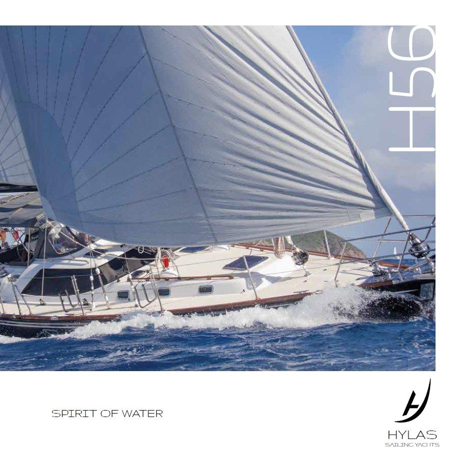 Hylas Yachts 56 Brochure