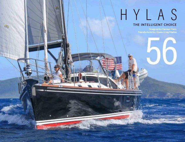 Hylas 56 Brochure