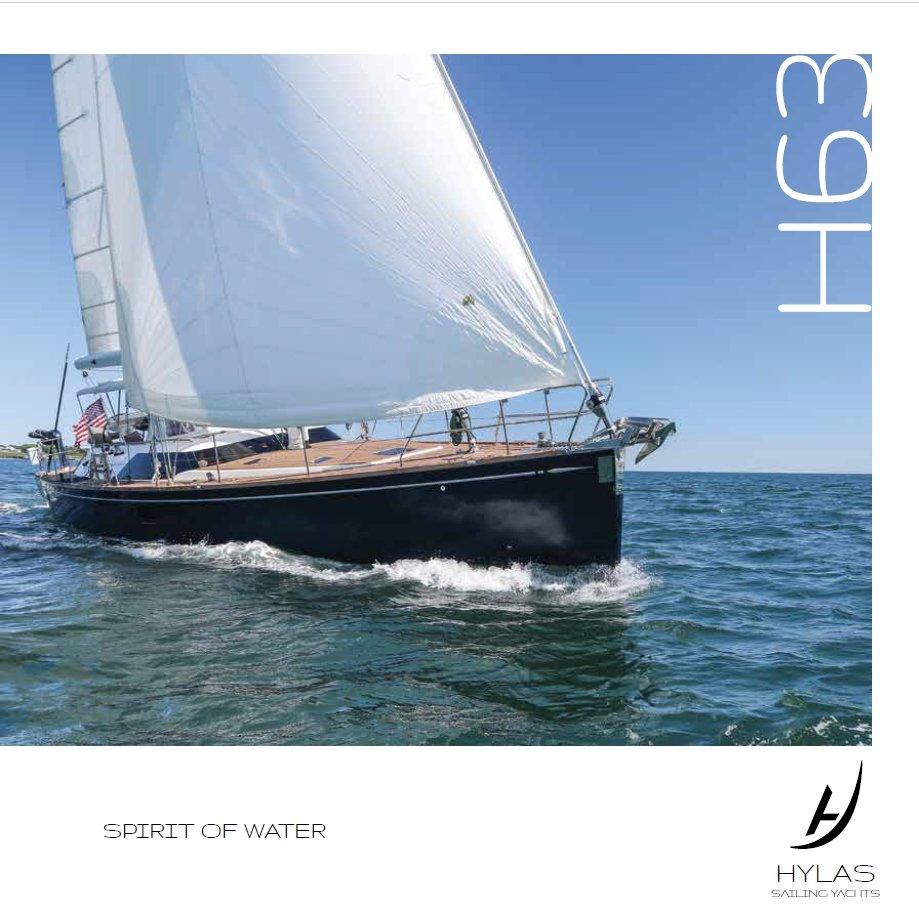 Hylas Yachts 63 Brochure