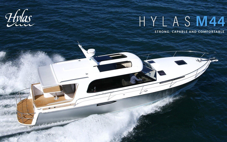Hylas M44 Launch Brochure