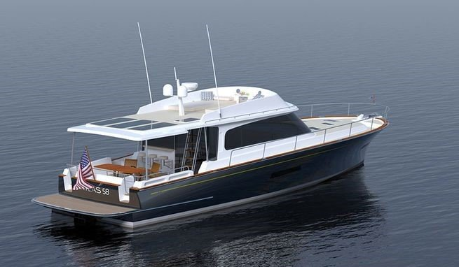 Hylas M58 Power Yacht (1)