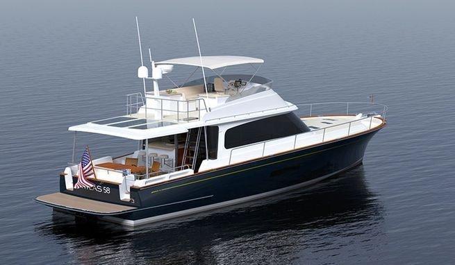 Hylas M58 Power Yacht (2)