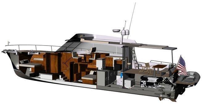 Hylas M58 Power Yacht (3)