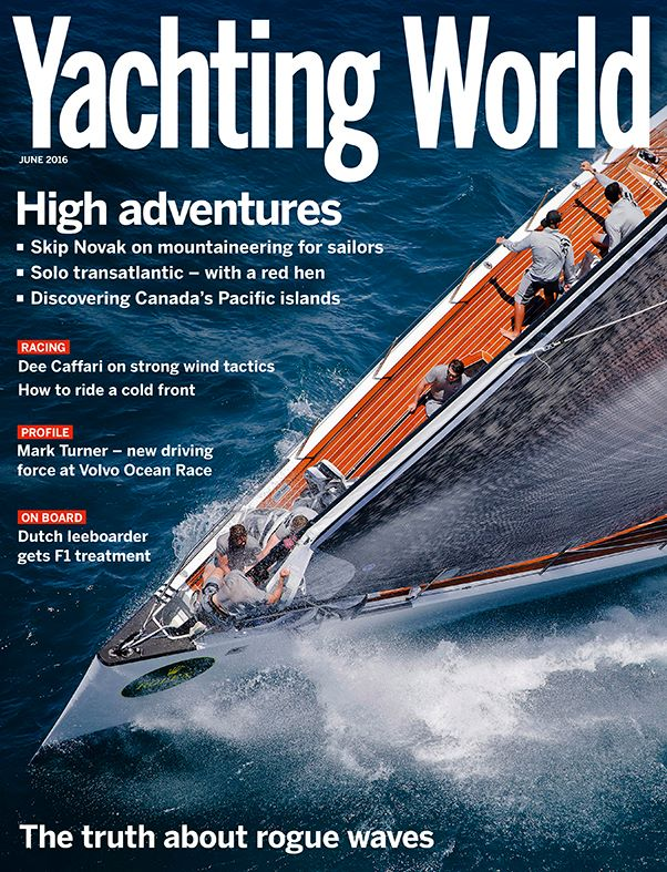 Yachting World Vismara V50 Review - June 2016