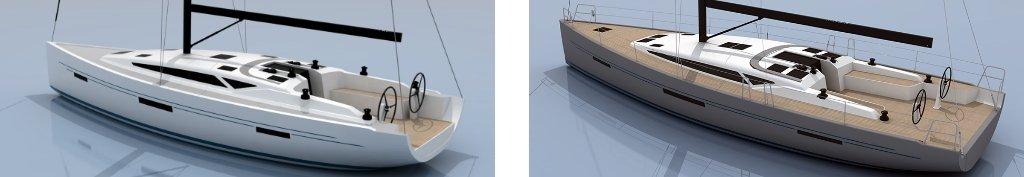 More Boats range