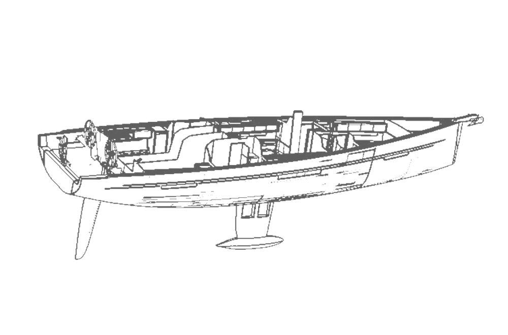 More Boats & Cossutti Design