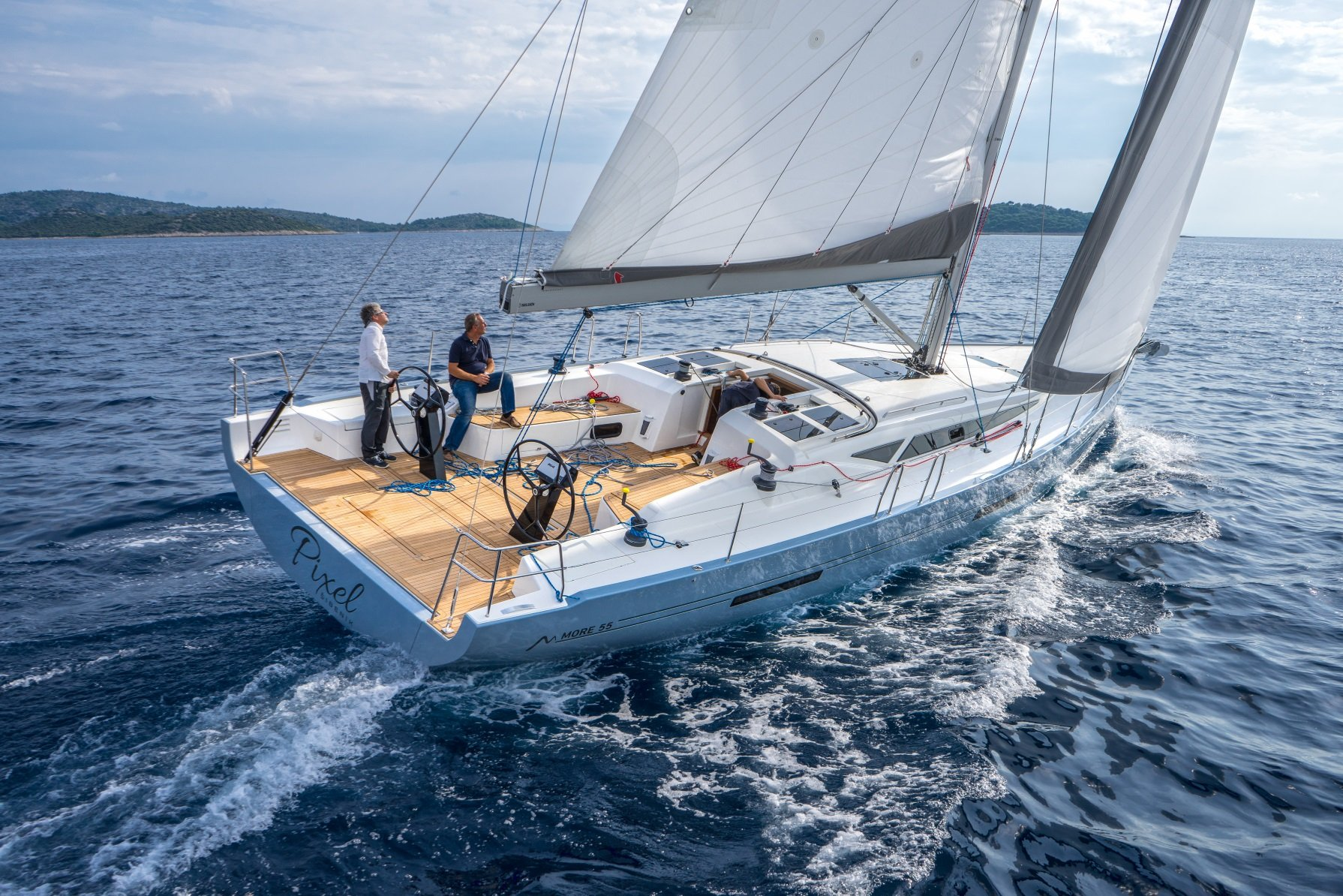 New-Build MORE BOATS 55 for sale 001