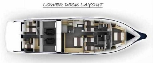 Vismara MY68 Navetta Interior Layouts