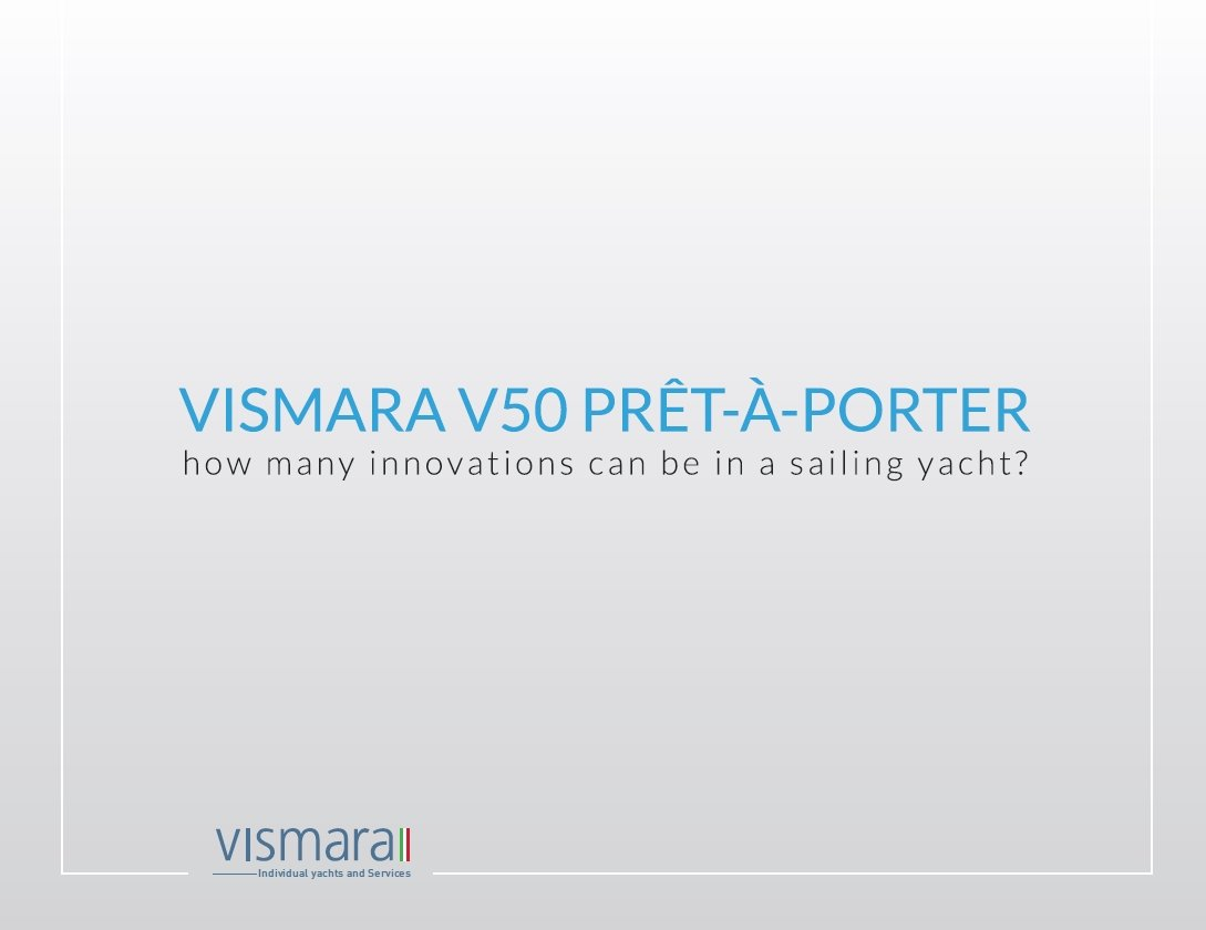 Vismara V50 Pret-a-porter brochure & price list