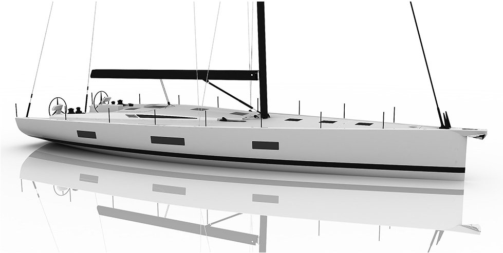 Vismara V62 Mills Bianco Avorio white Hull Colour