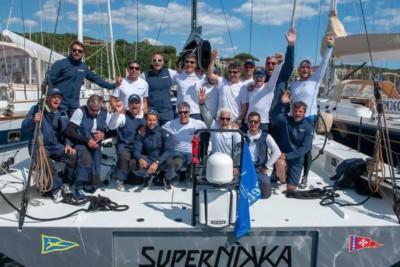 Vismara Marine at the 151 Miglia-Trofeo Cetilar