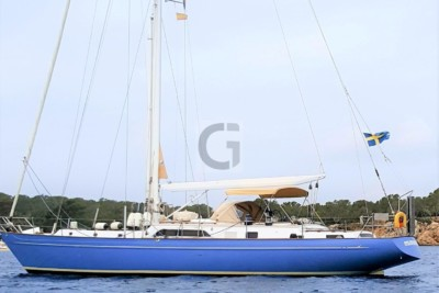 Price Reduction - 1985 Camper & Nicholsons 58