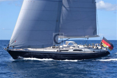 Price Reduction - 1991 Baltic Yachts 64
