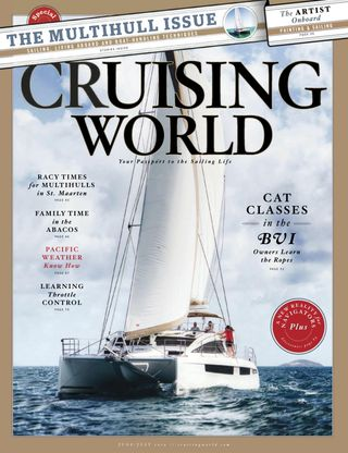 Cruising World Magazine - Boat Review - June 2019
