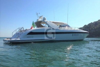 2003 Mangusta 80 Open - NOW SOLD