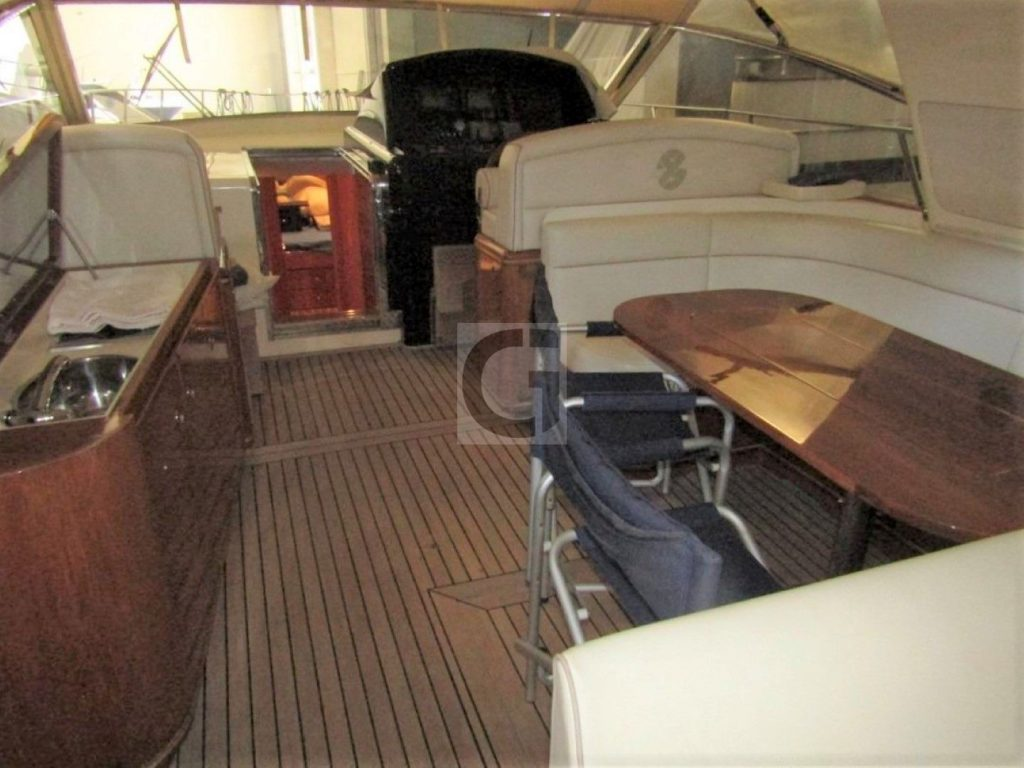 2005 Gianetti 52 Sport for sale 008