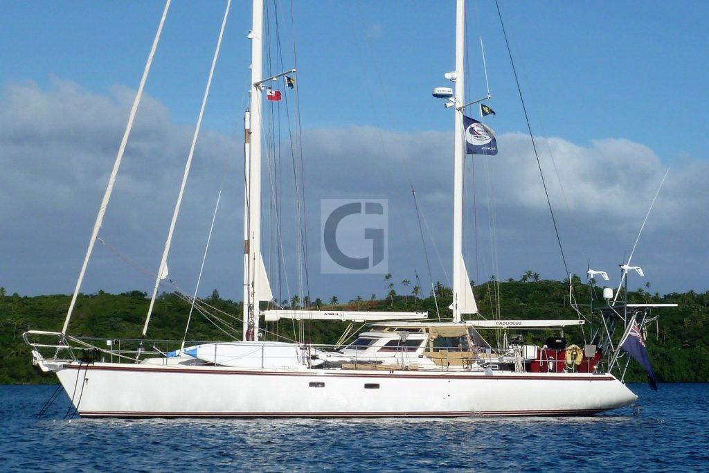 New Listing - 2007 Amel 54   Grabau International