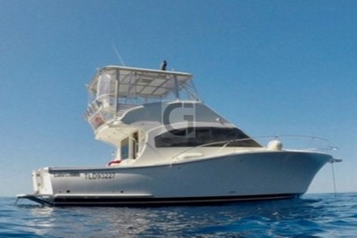 2009 Luhrs 35 Convertible - NOW SOLD