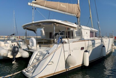 Price Reduction - 2012 Lagoon 450